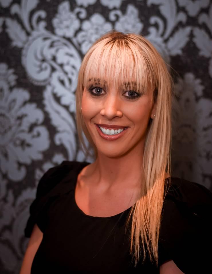 Chantel, beauty therapist