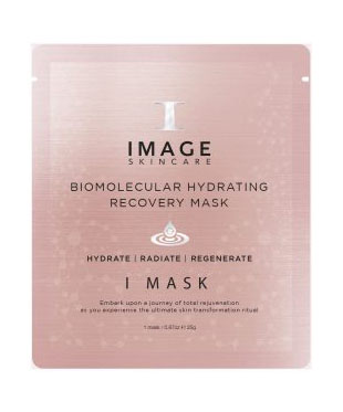 Image I-MASK-biomolecular-hydrating-recovery-mask-foil