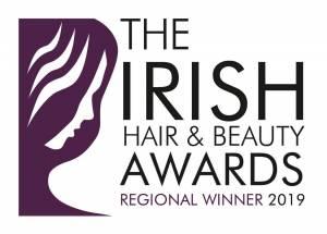 The Irish Hair and Beauty awards regional winner 2019