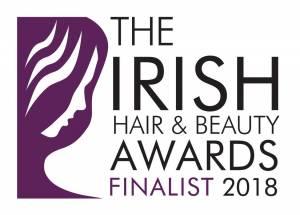 The Irish Hair and Beauty awards finalist 2018