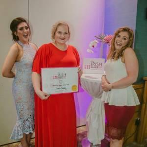 The Irish Make up awards